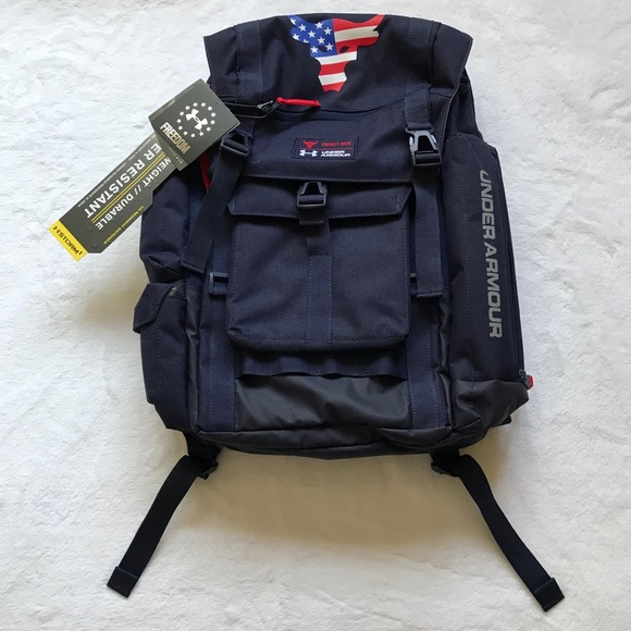 35ceec55a7e Under Armour Bags   X Project Rock Freedom Backpack   Poshmark